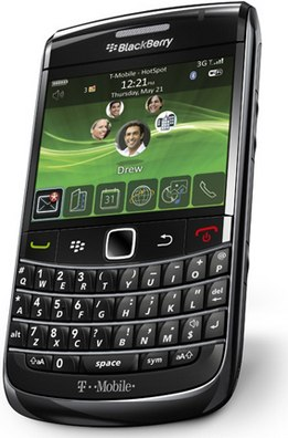 T-Mobile BlackBerry Bold 9700  (RIM Onyx)