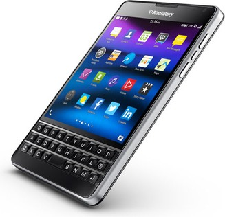 RIM BlackBerry Passport 4G LTE SQW100-3 / SQW100-03  (RIM Windermere)