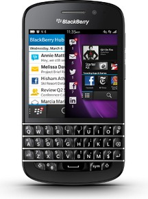 Verizon BlackBerry Q10 LTE SQN100-2  (RIM Nashville)