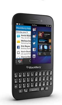 RIM BlackBerry Q5 LTE SQR100-2  (RIM Rainier)