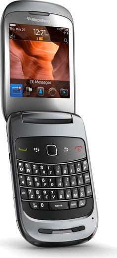 RIM BlackBerry Style 9670  (RIM Oxford)