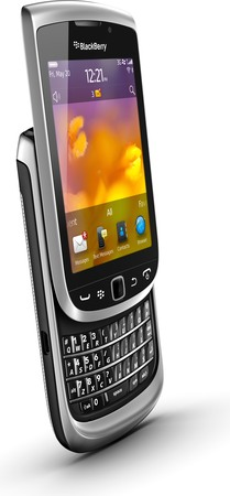 T-Mobile BlackBerry Torch 9810  (RIM Jennings)