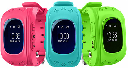 Safako SmartWatch 011 KIDS GPS