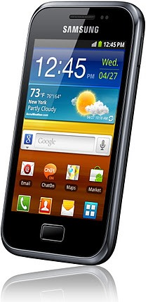 Samsung GT-S7500L Galaxy Ace Plus