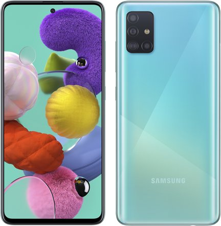 Samsung SM-A515F/N Galaxy A51 2019 Global TD-LTE 128GB  (Samsung A515) Detailed Tech Specs