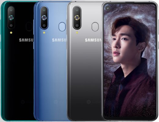 Samsung SM-G8870 Galaxy A8s 2018 Standard Edition Duos TD-LTE CN 128GB  (Samsung G887) Detailed Tech Specs