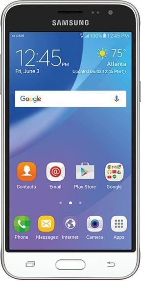 Samsung SM-J327T Galaxy J3 Prime 2017 LTE / SM-J327T1