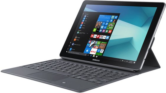 Samsung SM-W620 Galaxy Book 10.6-inch WiFi 128GB