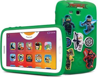 Samsung SM-T113 Galaxy Kids Tablet 7.0 The Lego Ninjago Movie Edition WiFi