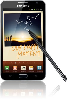 Samsung GT-N7000 / GT-N7000B Galaxy Note 16GB