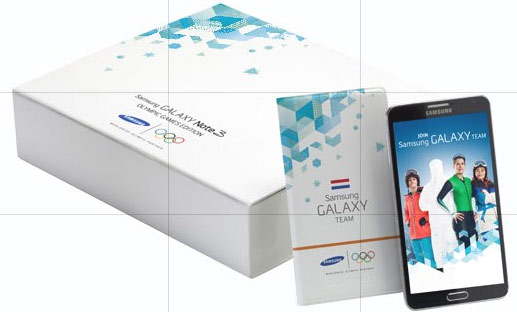 Samsung SM-N9005 Galaxy Note 3 Olympic Games Edition