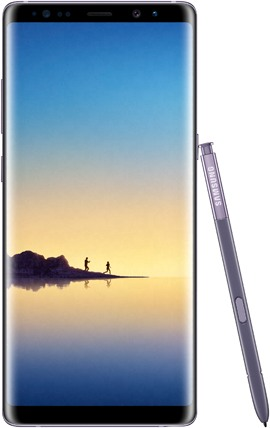 Samsung SM-N9500 Galaxy Note 8 Duos TD-LTE 128GB  (Samsung Baikal) Detailed Tech Specs