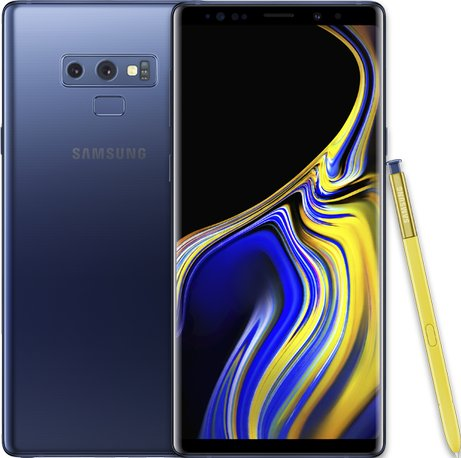 Samsung SM-N960F Galaxy Note9 TD-LTE  (Samsung Crown) Detailed Tech Specs