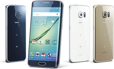 Samsung SM-G925J Galaxy S6 Edge WiMAX 2+ SCV31 32GB (Samsung