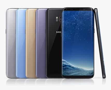 Samsung Galaxy S8+ variants