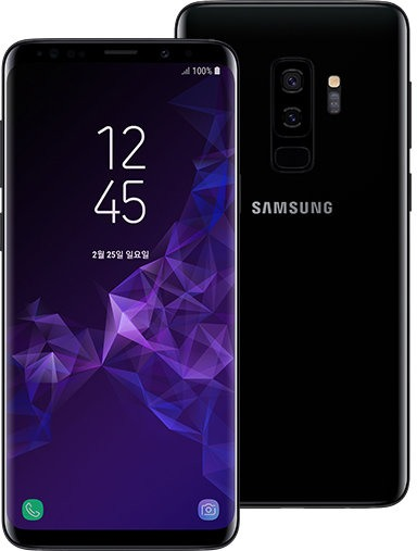 Samsung SM-G965U1 Galaxy S9+ TD-LTE US 256GB  (Samsung Star 2) Detailed Tech Specs