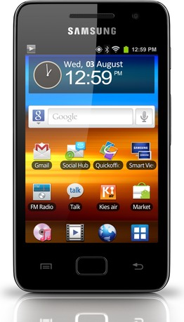 Samsung YP-GS1EB / YP-GS1EW Galaxy Player 3.6 16GB
