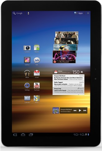 Verizon Samsung SCH-i905 Galaxy Tab 10.1 4G 32GB