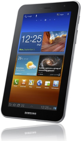 samsung galaxy tab 70 plus 2