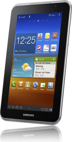 Samsung GT-P6201 Galaxy Tab 7.0 Plus N 16GB