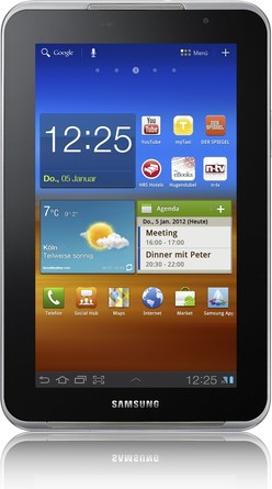 Samsung GT-P6211 Galaxy Tab 7.0 Plus N WiFi 16GB