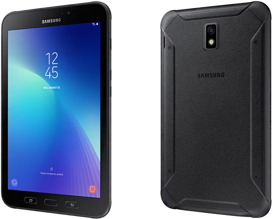 Samsung SM-T395C Galaxy Tab Active 2 8.0 TD-LTE  (Samsung T390) Detailed Tech Specs