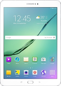 Samsung SM-T810 Galaxy Tab S2 9.7 WiFi 32GB Detailed Tech Specs