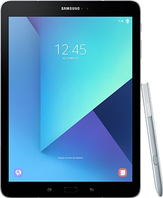 Samsung SM-T827V Galaxy Tab S3 9.7 XLTE Detailed Tech Specs