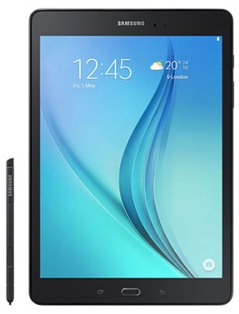 Samsung SM-P550 Galaxy Tab A 9.7 WiFi with S Pen 32GB / Galaxy Tab A Plus