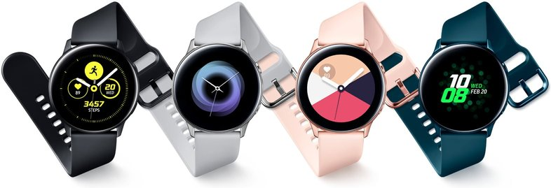 Samsung SM-R500 Galaxy Watch Active WiFi