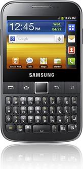 Samsung GT-B5510 Obrazek