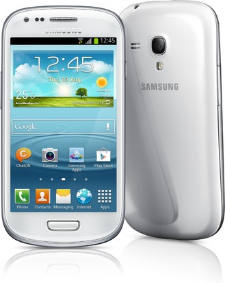 Samsung GT-i8190 Galaxy S III Mini NFC 16GB  (Samsung Golden)