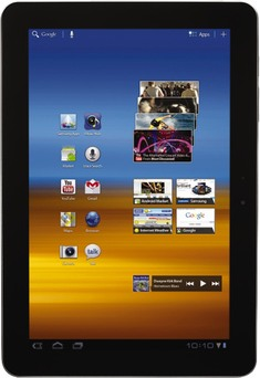Samsung GT-P7510 Galaxy Tab 10.1 WiFi Android 3.2 OS Update UEKMP