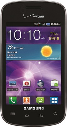 Samsung I110 Illusion
