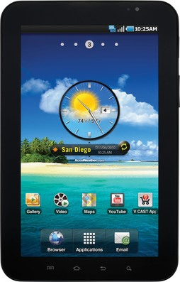 Verizon Samsung SCH-i800 Galaxy Tab 7.0