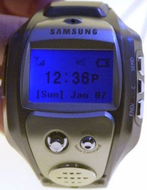 Samsung SPH-S100 Watch Phone