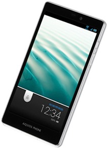 sharp aquos isw16sh