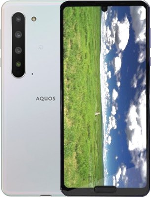 Sharp Aquos R5G TD-LTE TW SH-R50  (Sharp Apy)