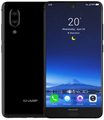 Sharp AQUOS S2 Dual SIM LTE 128GB FS8016 Detailed Tech Specs
