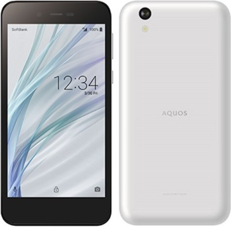 Sharp AQUOS sense basic TD-LTE 702SH Detailed Tech Specs