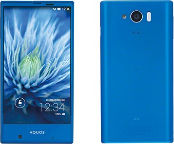 KDDI Sharp Aquos Phone Serie mini WiMAX 2+ SHV31