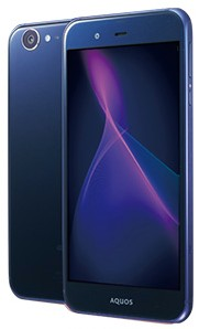 Sharp Aquos Phone Serie WiMAX 2+ SHV34