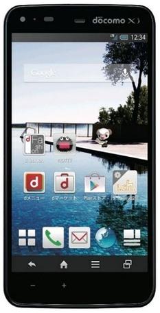 NTT DoCoMo Sharp Aquos Phone Zeta SH-01F   Device Specs