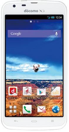 NTT DoCoMo Sharp Aquos Phone Zeta SH-06E | Device Specs