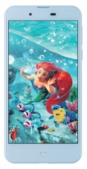 Sharp Disney Mobile on docomo DM-01J LTE Detailed Tech Specs