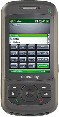 Simvalley Mobile Smartphone XP-45