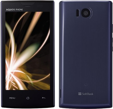 SoftBank Sharp Aquos 103SH