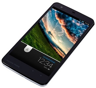 SoftBank Sharp Aquos Phone Xx 206SH TD-LTE