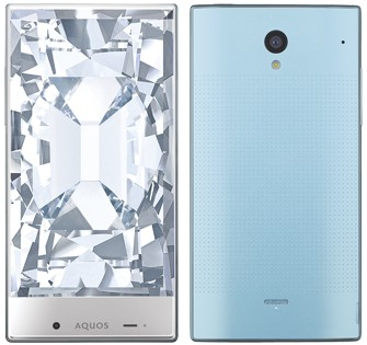 Sharp AQUOS Crystal X 2 WiMAX 2+ 403SH / Crystal Y2 Detailed Tech