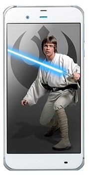 SoftBank Sharp Star Wars Mobile TD-LTE 506SH